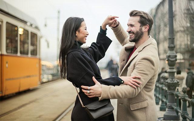 Par koji pleše