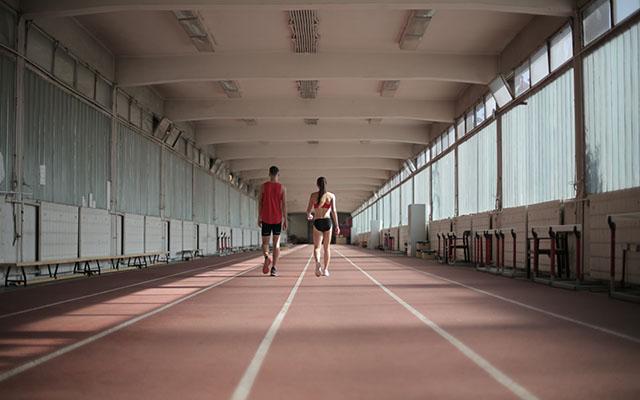 Kraj trčanja